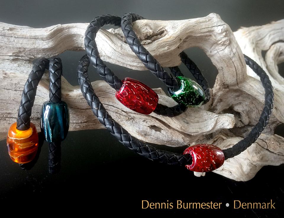 Dennis Burmester - Raffir Fiber Jewelry