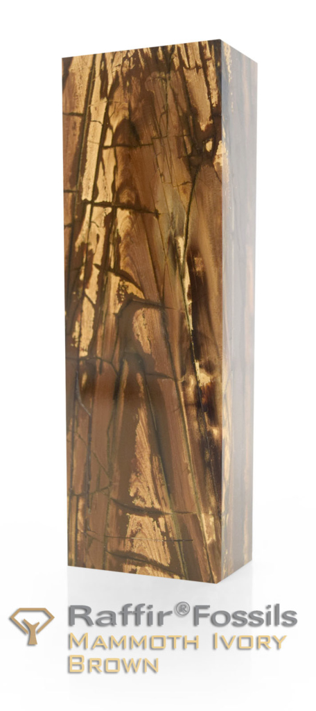 Raffir Mammoth Ivory - brown
