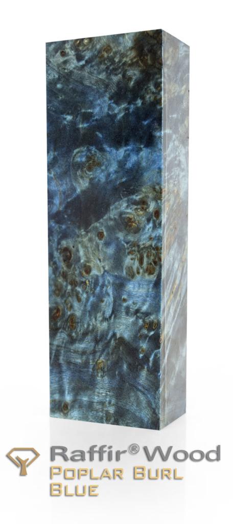 Raffir Wood Stabilized Poplar Burl The Art Of Materials