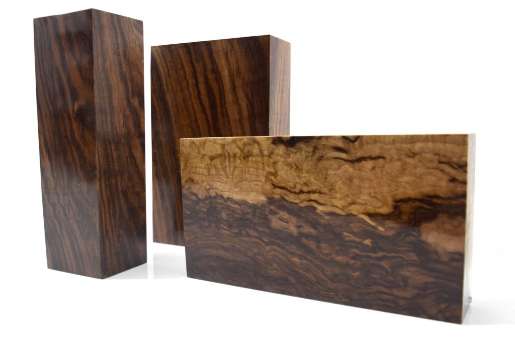 Raffir Wood - Stabilized Chestnut