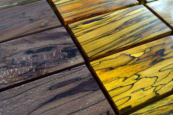 Raffir Wood - Spalted Beech