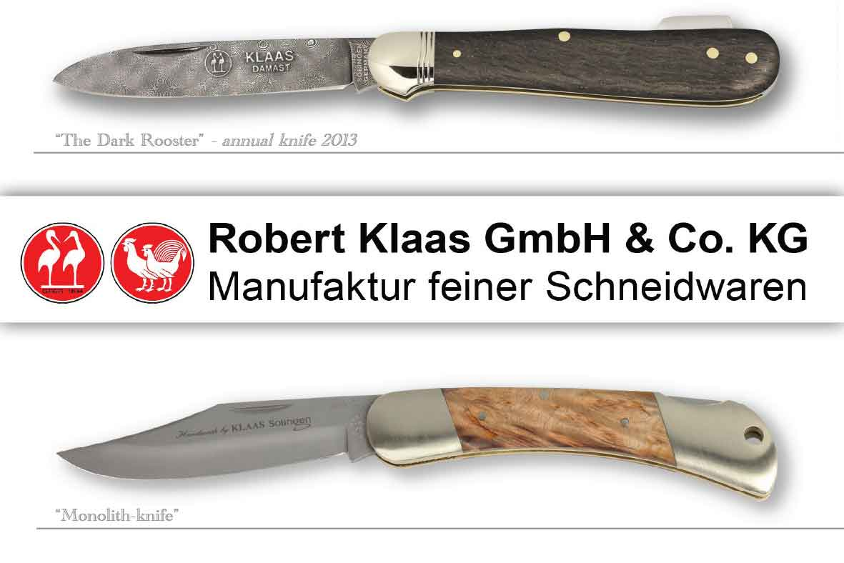 Robert Klaas - Folders - Raffir Wood