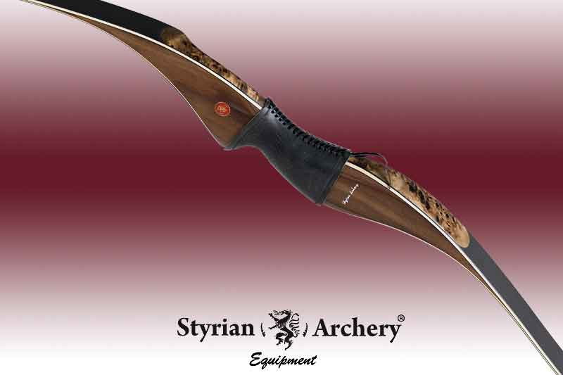 Styrian Archery - bow - Raffir Wood
