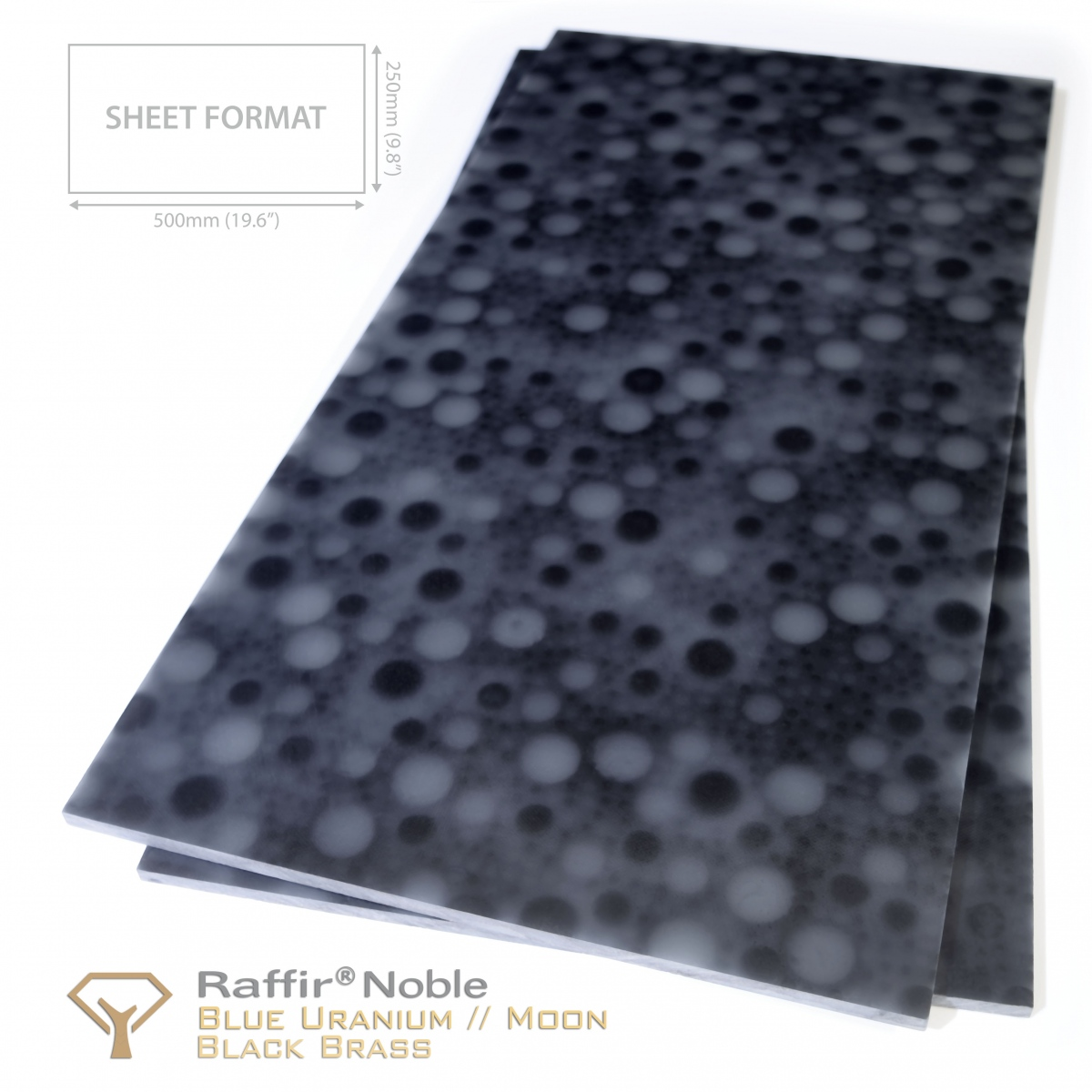 Raffir Noble - SFX - Blue Uranium - Moon