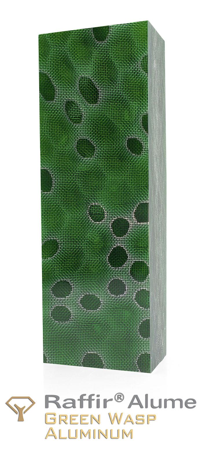 Raffir Composites - Wasp Green
