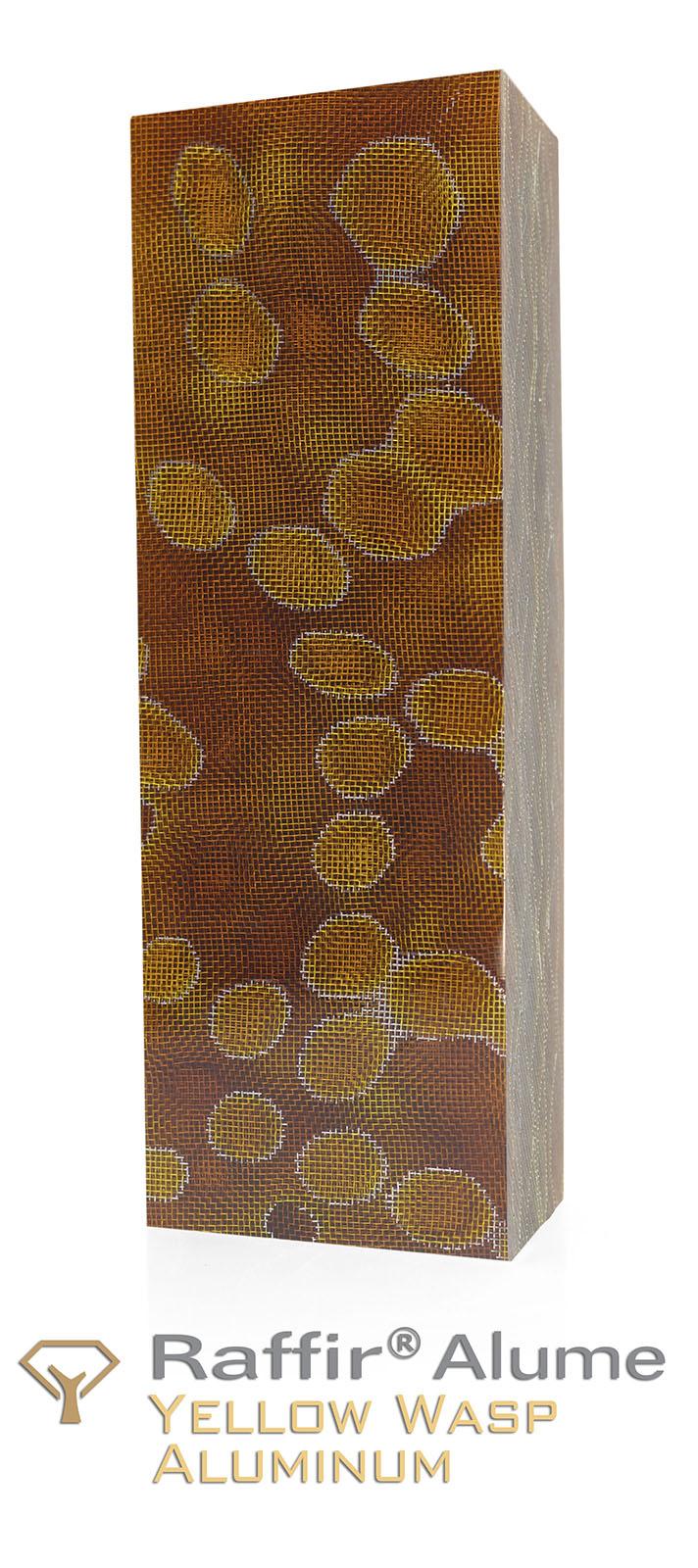 Raffir Composites - Wasp Yellow